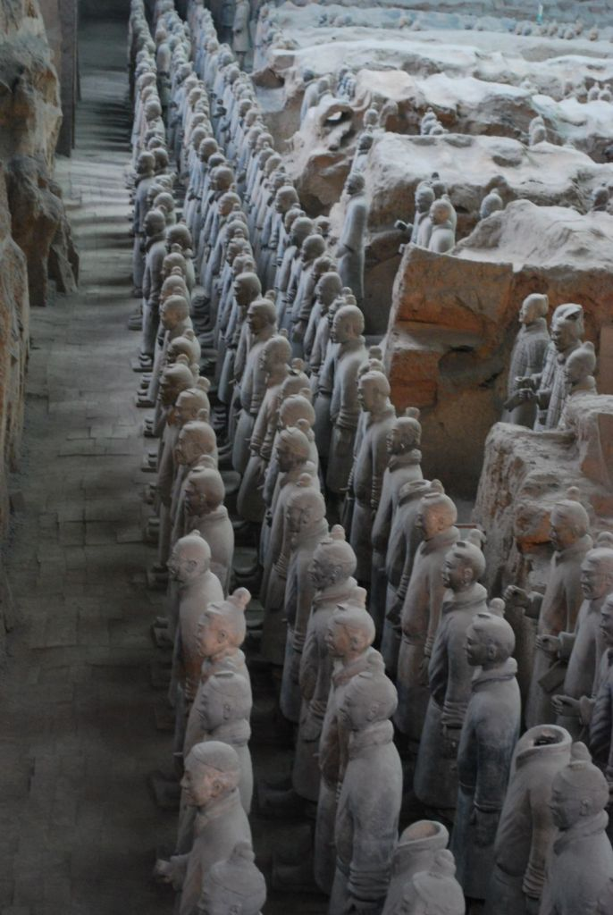 The Terracotta Warriors