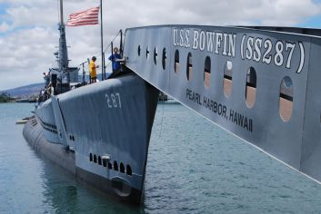 The USS Bowfin at Pearl Harbor