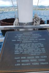USS Arizona Memorial Site at Pearl Harbor