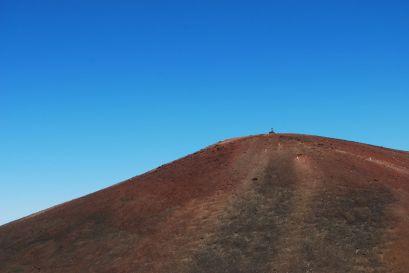 auna Kea, the highest peak in Hawaii