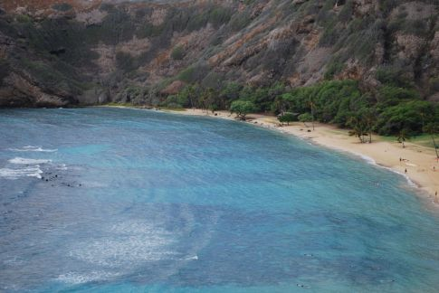 Hanauma Bay nature reserve