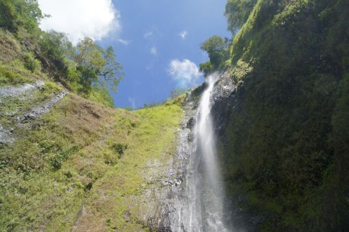 San Rámon waterfall