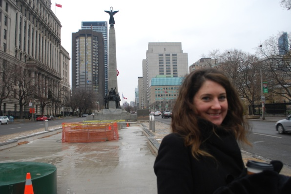 Kat at Osgoode Hall