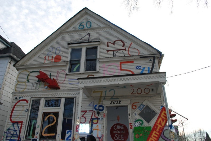 The Heidelberg Project