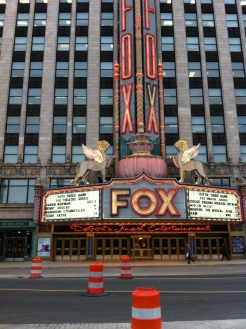 Fox Theatre at Downtown Detroit