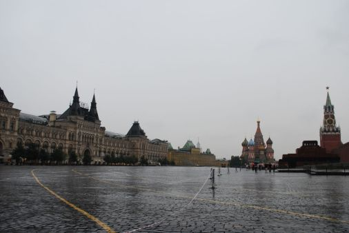 The red square...