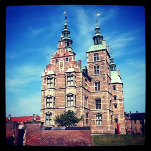 Rosenborg Castle, summer 2012